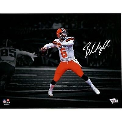 Baker Mayfield Cleveland Browns Autographed 11