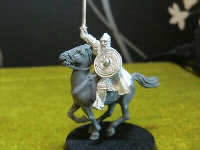 Warhammer Lotr - Rohan Command Captain Mounted