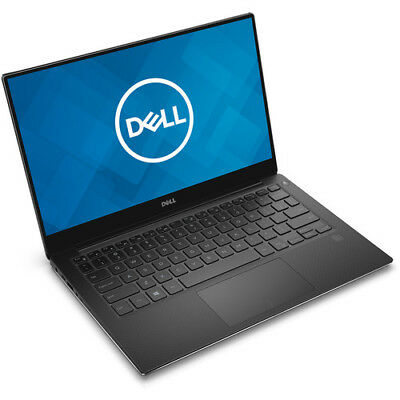 "DELL XPS 13 9360 13.3"" QHD+ Touch 8th Gen. i7-8550U 16GB RAM 512GB SSD PCIe #1"