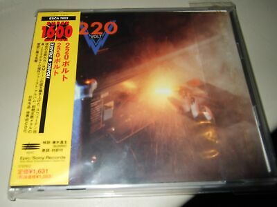 220 Volt : Same Japan Cd 1997 Epic Esca 7653