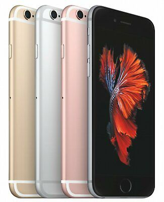 Brand New in Sealed Box Apple iPhone 6s - Unlocked Smartphone/Space Gray/128GB