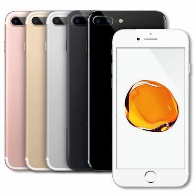 New in Sealed Box Apple iPhone 7 Plus AT&T T-MOBILE Unlocked Smartphone