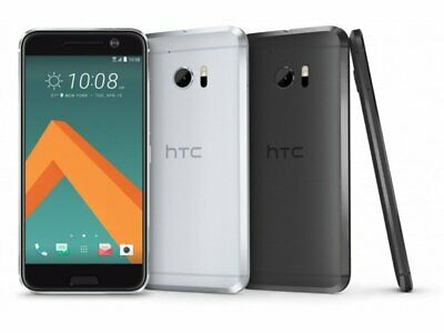 "New HTC 10 (ONE M10) 5.2"" 32GB Unlocked Samrtphne All Colors in Sealed Box"
