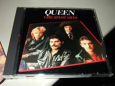 Queen : Greatest Hits First Press Japan Cd Emi Cdp 7460332