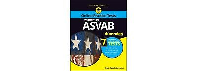 2018/2019 ASVAB by Angie Papple Johnston (2018, Paperback)