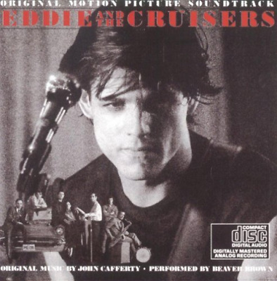 Soundtrack-Eddie & The Cruisers CD NEW