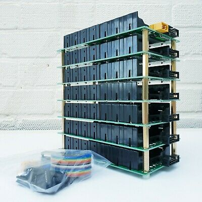 Jehu's 500W DIY Powerwall PCB Project Fused 7S 18650 Power Module V1.3 Assembled