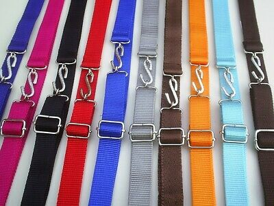 Mans Ladies Super Strong  Nylon Web Snake Belts £2.99 Each Fits 30 To 44 Inch Wa