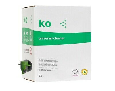 OVEN CLEANER BBQ 'KO''' 4L HIGH QUALITY Universal Cleaner