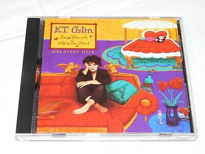 Greatest Hits: Songs From an Aging Sex Bomb by K.T. Oslin CD Apr-1993 RCA Hold M