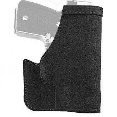 Galco Pocket Protector Holster for Ruger LCP with CTC Laserguard, Black, PRO486B