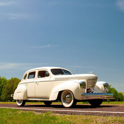 """1939 Other Makes Series 97 Supercharged Sedan 1939 Graham Series 97 Supercharged """"Sharknose"""" Sedan"""
