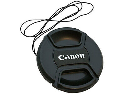 LC-58 Centre Pinch lens cap for Canon Lenses fit 58mm filter thread - UK SELLER