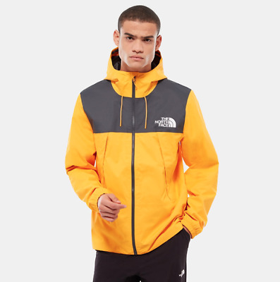 THE NORTH FACE Giacca 1990 Mountain Q Zinnia Orange Giallo - EUR 150 ... fc8e0ddb5a88