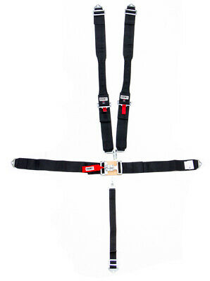 Crow Enterprises Black Latch and Link 5 Point Harness P/N 11064-DB