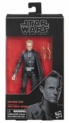 Star Wars Black Series Hasbro 6 in Dryden Vos Figure In Box Presale/Preorder