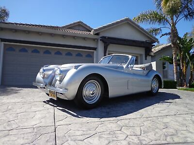 1954 XK120 DHC -- 2 Owner 1954 Jaguar XK120 DHC Restored to Better Than Showroom Condition!