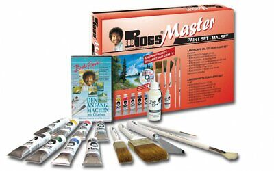 Bob Ross Landscape Master Set - UK Seller