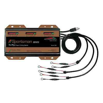 PRO Charging System SS3 Sportsman Series w/ (3) Independent 12V Outputs USA SHIP
