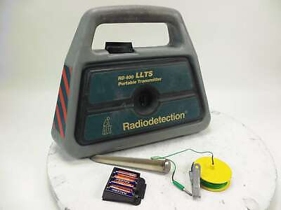Radiodetection RD400 LLTS Transmitter