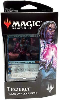 MAGIC The Gathering Core 2019 Tezzeret Planeswalker Deck New in box