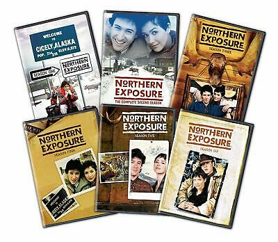 Northern Exposure: NEW Complete DVD Series Collection, Seasons 1-6: 1,2,3,4,5,6