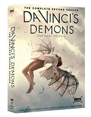 Da Vinci`s Demons: Season 2...-Da Vinci`s Demons: Season 2 (3Pc) Dvd New