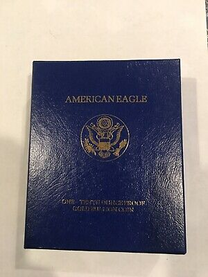 American Eagle One Tenth Ounce Golld Bullion Proof