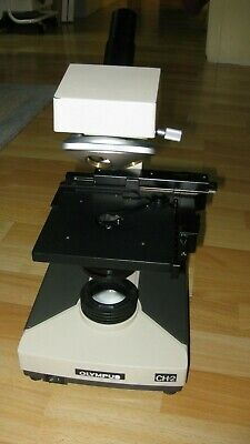 Olympus CH-2 CHT Microscope , great condition, no objectives 5 day auction!