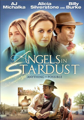 SILVERSTONE,ALICIA-Angels In Stardust DVD NEW