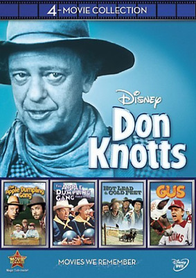 GIFT SET-Disney Don Knotts: 4-Movie Collection DVD NEW
