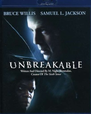 WILLIS,BRUCE-UNBREAKABLE / (WS) Blu-Ray NEW