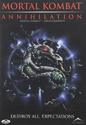 SHOU,ROBIN-Mortal Kombat - Annihilation DVD NEW