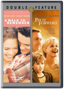 Moore,mandy-Walk To Remember/pay It Forward Dvd New