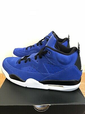 cheap for discount 849be 333dd Nike Air Jordan Son Of Mars Low Off Court Hyper Royal Blue Shoe Size 11.5  NEW
