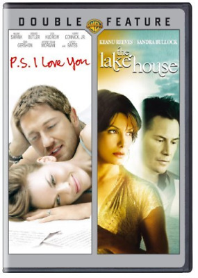 BULLOCK,SANDRA-P.S. I Love You/Lake House DVD NEW