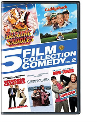 `brooks,mel`-5 Film Classic Comedy Collection V2 Dvd New