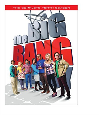 Big Bang Theory: The Comple...-Big Bang Theory: The Complete Tenth Seaso Dvd New
