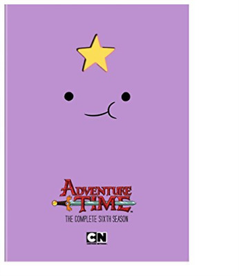 Adventure Time: The Complet...-Adventure Time: The Complete Sixth Season Dvd New