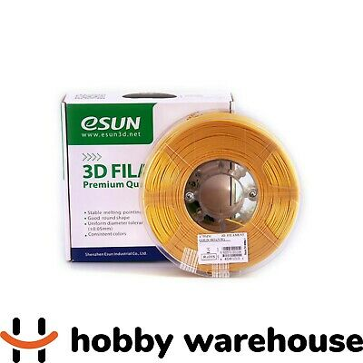 eSUN PLA+ 3D Filament 1.75mm Gold 1kg