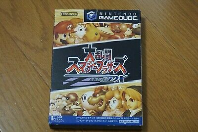 Super Smash Bros. Melee (Nintendo GameCube, 2001) - Japanese Version Tested!