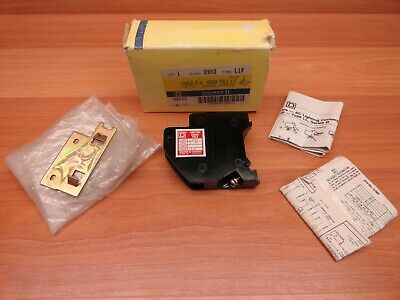 Nos Square D 8903 L1R Single R.h. Adder Pole Kit 62023 Type L Lighting Contactor