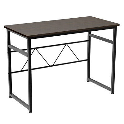 Folding Computer Office Desk Laptop PC Table Furniture Study Workstation Home