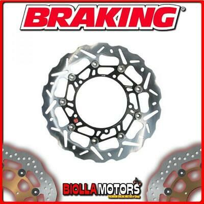 WK055L FRONT BRAKE DISC SX BRAKING SUZUKI RM 125cc 1988-2009 WAVE FLOATING