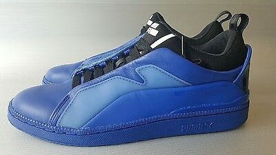 0a2c26b16656 PUMA ALEXANDER MCQUEEN Brace Lo Size 11 Surf the Web Blue Black New ...