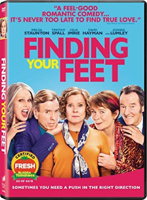 Pb Comedy-Finding Your Feet (Dvd) Cd New
