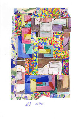 Collage 78 - 20 x 30 - 2015