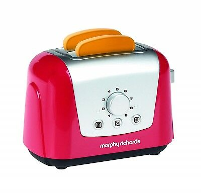 Morphy Richards Toy Toaster By Casdon Inc Pretend Toast Play Kitchen Item NEW