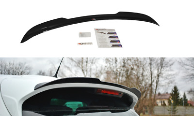 Spoiler Extension/Cap/Wing Renault Clio Mk4 Rs (2013-2019)