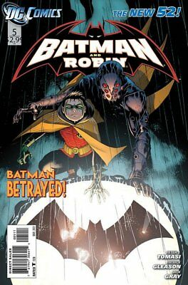 Batman and Robin (Vol 2) # 5 Near Mint (NM) DC Comics MODERN AGE